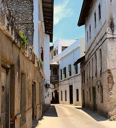Zanzibar's Suicide Alley...because, why not?   3 minute read