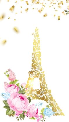 Paris Wallpaper, Iphone Wallpaper, Wallpapers, Graphic Design, Texture, Floral, Pattern, Projects, Backgrounds