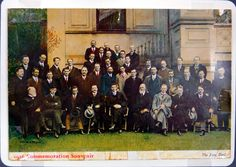 First Dail of 1919 Irish Independence, Michael Collins, The Visitors, Old Postcards, Earth Science, The Republic, Current Events, Dublin, Old Photos