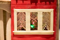 This is Home for the Holidays, an entry in the adult division by Cheryl Barnhart.