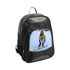 Dreikammer-Rucksack, Kunstleder, 35 x 58 x 16 cm (zum personalisieren) – Beney Plus Laptop, Backpacks, Bags, Fashion, Artificial Leather, Handbags, Moda, Fashion Styles, Taschen