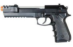 nice 255 FPS HFC HA-118EL Premium Spring Airsoft Tactical Pistol w bbs - For Sale Check more at http://shipperscentral.com/wp/product/255-fps-hfc-ha-118el-premium-spring-airsoft-tactical-pistol-w-bbs-for-sale/