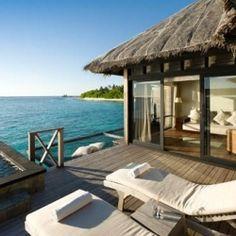 Maldives decks-pools-terraces