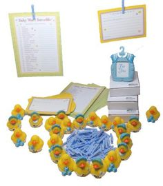 Mega Baby Boy Shower Kit! by Number 1 in Service, http://www.amazon.com/dp/B00CLC6LDK/ref=cm_sw_r_pi_dp_cp6Prb03TYXC7