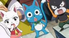 Image of Fairy Tail - Anime Vice Fairy Tail Cat, Fairy Tail Funny, Fairy Tail Love, Fairy Tail Anime, Erza Scarlet, Gruvia, Fairytail, Best Anime Shows, Female Knight