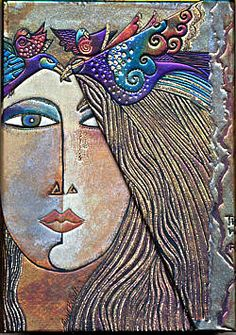 Laurel Burch. Soul and Tears