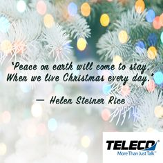 Wishing you Love, Joy, and Peace this Holiday Season!