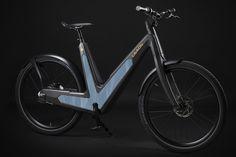 Leaos Solar: Serien E-Bike lädt in der Sonne - http://www.ebike-news.de/leaos-solar-serien-e-bike/8400/
