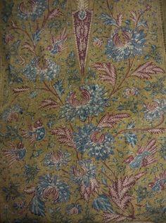 Batik kemben/breast wrap clothed,circa 1920~1930.