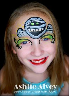 105 Best Halloween Face Painting Inspiration images in 2018