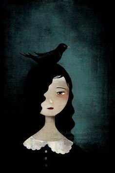 Black Bird + Girl