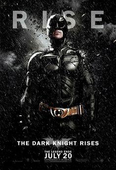 The Dark Knight Rises, 2012, Christopher Nolan