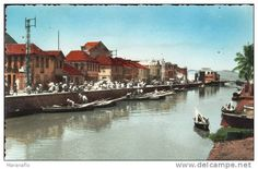 Fort de France - canal Levassor