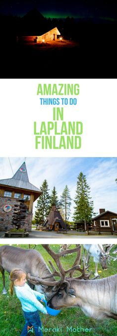 Thinking of a family vacation to Lapland? Read on to find out more about Santa's Village in Finland, hand feeding reindeers, husky rides and chasing the northern lights. Finland with kids is a great…More Best Vacation Destinations, Best Vacation Spots, European Vacation, Best Vacations, Vacation Ideas, All Family, Family Travel, Family Trips, Coaching