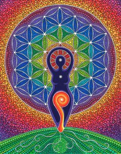 Elspeth Mclean / Sacred Geometry <3