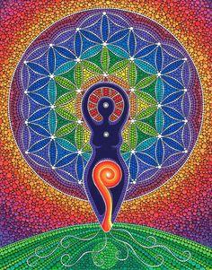 Sacred Geometry by Elspeth Mclean