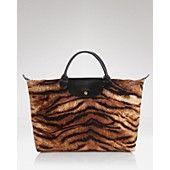 Longchamp Tote - Le Pliage Tigre, HAVE IT LOVE IT!!!