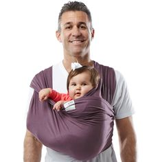 I want/NEED this.  Makers of the award winning Baby K'tan Baby Carrier - a wrap without all the wrapping - and other innovative baby products.