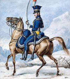 Carle Vernet(1758+1836)youngest child ofClaude Joseph+father ofHorace_Grande Armée - 8th Polish Regiment of Light Horse Lancers_ad.Dominik Radziwiłł