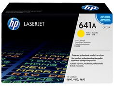 Mực in HP 641A Yellow LaserJet Toner Cartridge