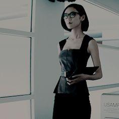 Mercy Graves in Batman v Superman (2016) played by Tao Okamoto