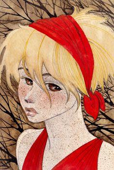 ilustración de Renée Nault