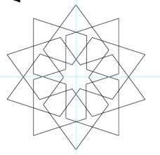 Simple Islamic Patterns Simple Islamic Patterns