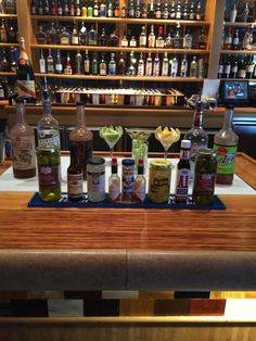 Make Your Own Bloody Mary Bar is back for football season! Saturday and Sunday mornings, Red Bone Alley Bar is the place to be!