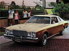 Plymouth Volare Premier Coupe '1978–79