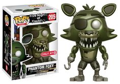 More Five Nights at Freddy's Exclusives Coming Soon - POPVINYLS.COM