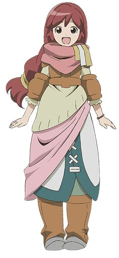 Level E Anime Characters : Henrietta log horizon anime pinterest