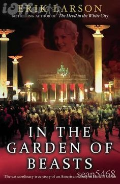 An American family in pre war Berlin with Hitler beginning to establish himself.  Fantastic.  Documented non- fiction