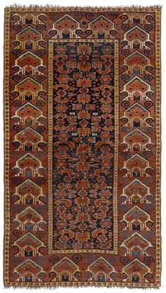 BESHIR antique. 118x200 cm.