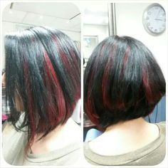 #phair #red 20 minuten. Coloured Hair, Beautiful, Color, Colorful Hair, Colored Hair, Colour, Colourful Hair, Dyed Hair, Colors