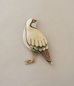 The Jewelry of Ahlene Welsh - Golden Plover