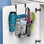 Product image for Spectrum Grid Over-the-Door Styling Caddy