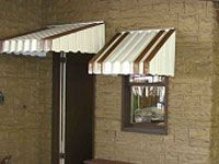 Aluminium Awnings: Rekha Décor offers a wide range of stylish and affordable aluminium awnings to cater to all your requirements.It include Very low maintenance ""
