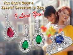Jewelry is the Perfect Gift anytime of the year