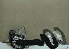 Jim Bird - 'Untitled Abstract' - an original signed screenprint