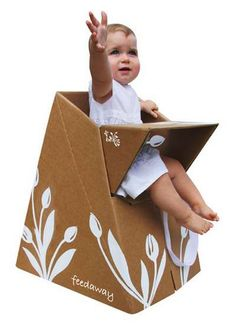 60 Cardboard Home Furnishings  Cardboard high hair?! Kinda cool and crazy at the same time.