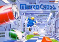 Metro-Cross (1985)