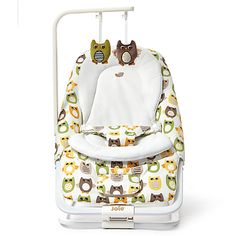 simply love this, the vibrate function is great for sending him off to sleep in the evenings. No loud garish tunes either but classical tunes instead. Buy Joie Owl Rocker, White/Multi Online at johnlewis.com