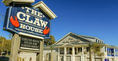 The Grand Strand has been seeing tons of new things so far during and the Pawleys Island area is no stranger to these changes. The Claw House, Mytle Beach, Lobster House, Best Italian Restaurants, Myrtle Beach South Carolina, Myrtle Beach Vacation, Murrells Inlet, Seafood Market, Pawleys Island