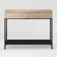 Loring Console Table Vintage Oak - Project 62™ : Target