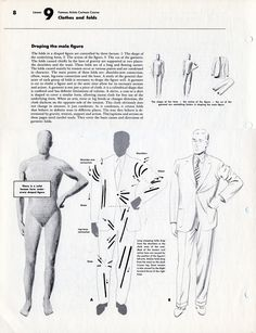 The Famous Artists school started offering correspondence courses in 1948. Although the dress in the material created for those courses is a...