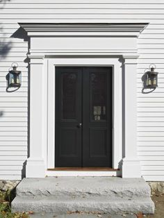1000 Images About Front Door Surround On Pinterest