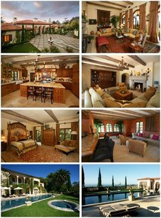 in an $ 8 8 million home in montecito ca..brittany spears