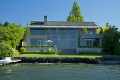 Here's A George Suyama Mercer Island Waterfront Home For 6.9 Million Dollars