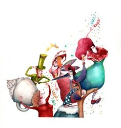 """Ilustración para la portada del libro """"Al otro lado de la noche"""" de Jan Van Mersbergen. Trabajo de prácticas para la editorial Rayo Verde. web:http://www.rayoverdeeditorial.com/"""