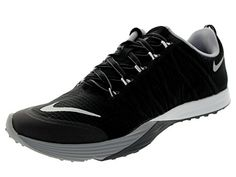 Nike Women's Lunar Cross Element Blk/Mtllc Slvr/Wlf Gry/Drk Gry Training Shoe Women US -- Check out the image by visiting the link. Yoga Shoes, Running Shoes, Nike Training Shoes, Discount Nikes, Fit 4, Shoe Brands, All Black, Fit Women, Casual Shoes